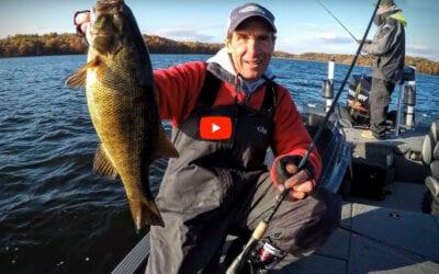 Deep Water Smallmouth Bass