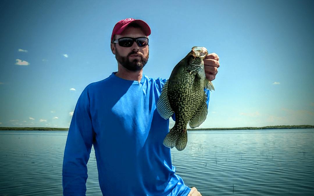 Sight Fishing Crappie