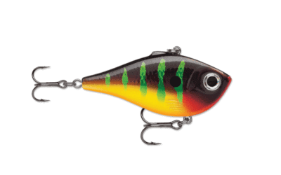 New Rapala Rippin' Rap Colors