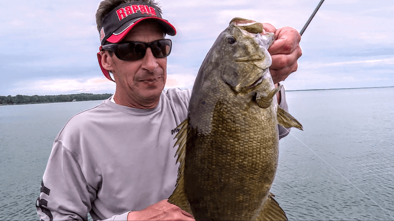 Slaying Smallmouth on Topwater