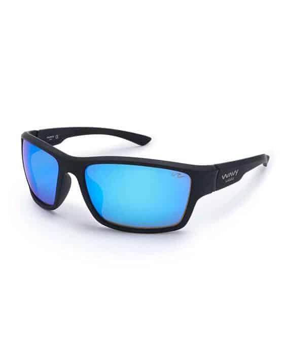 Wavy Label Sunglasses