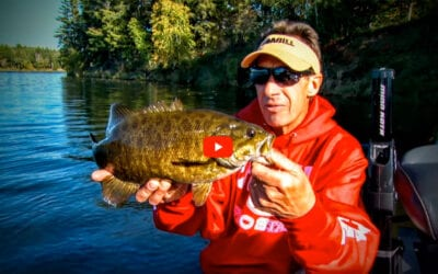 Fall Smallmouth