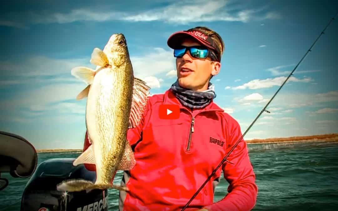 New Mexico Walleye Fishing