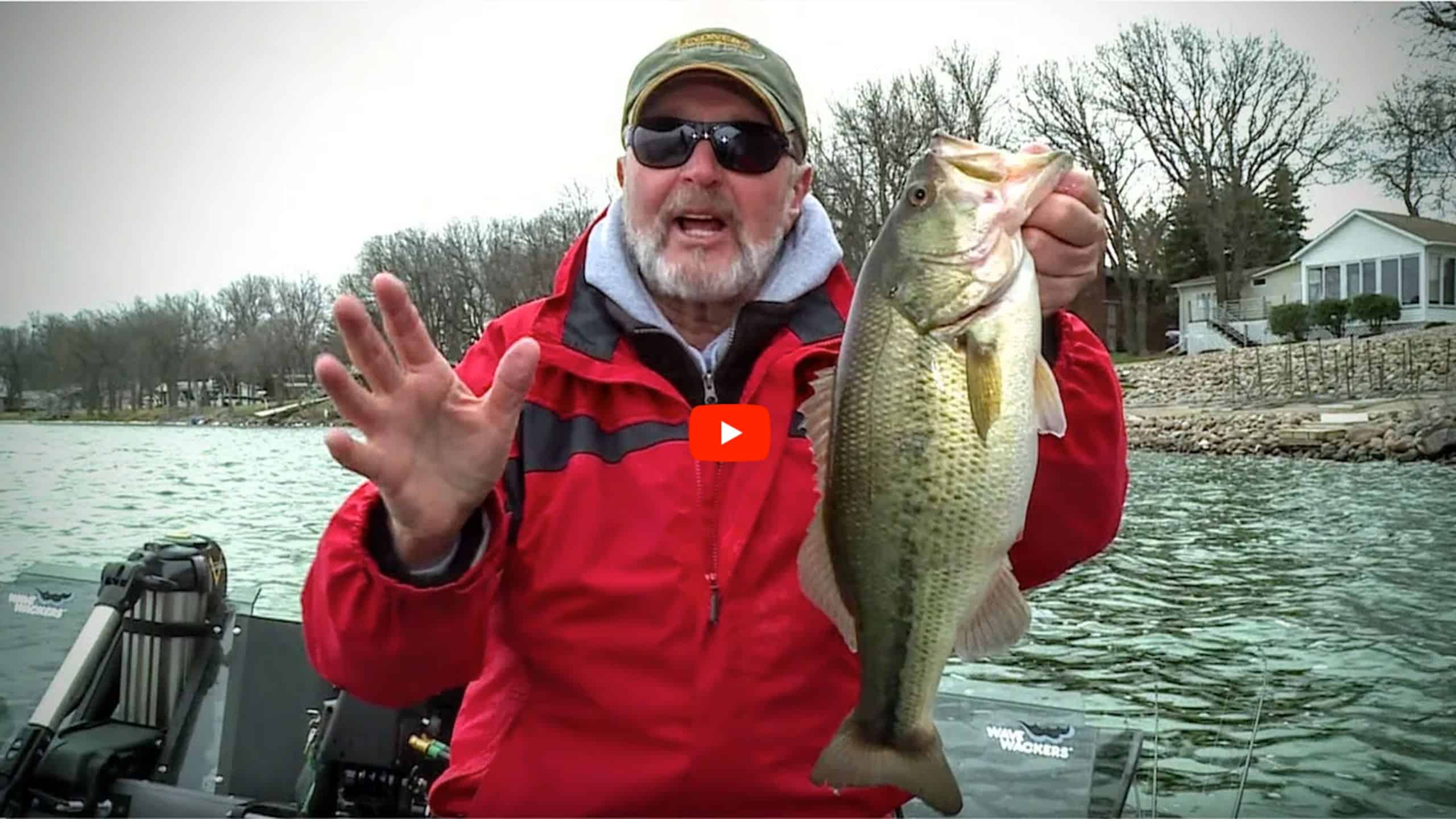 power fishing largemouth
