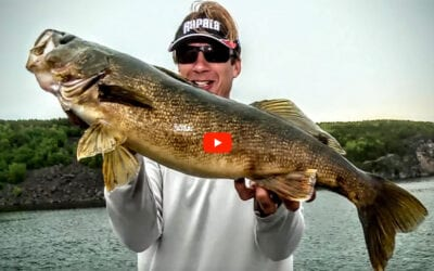 Rushing River Walleye