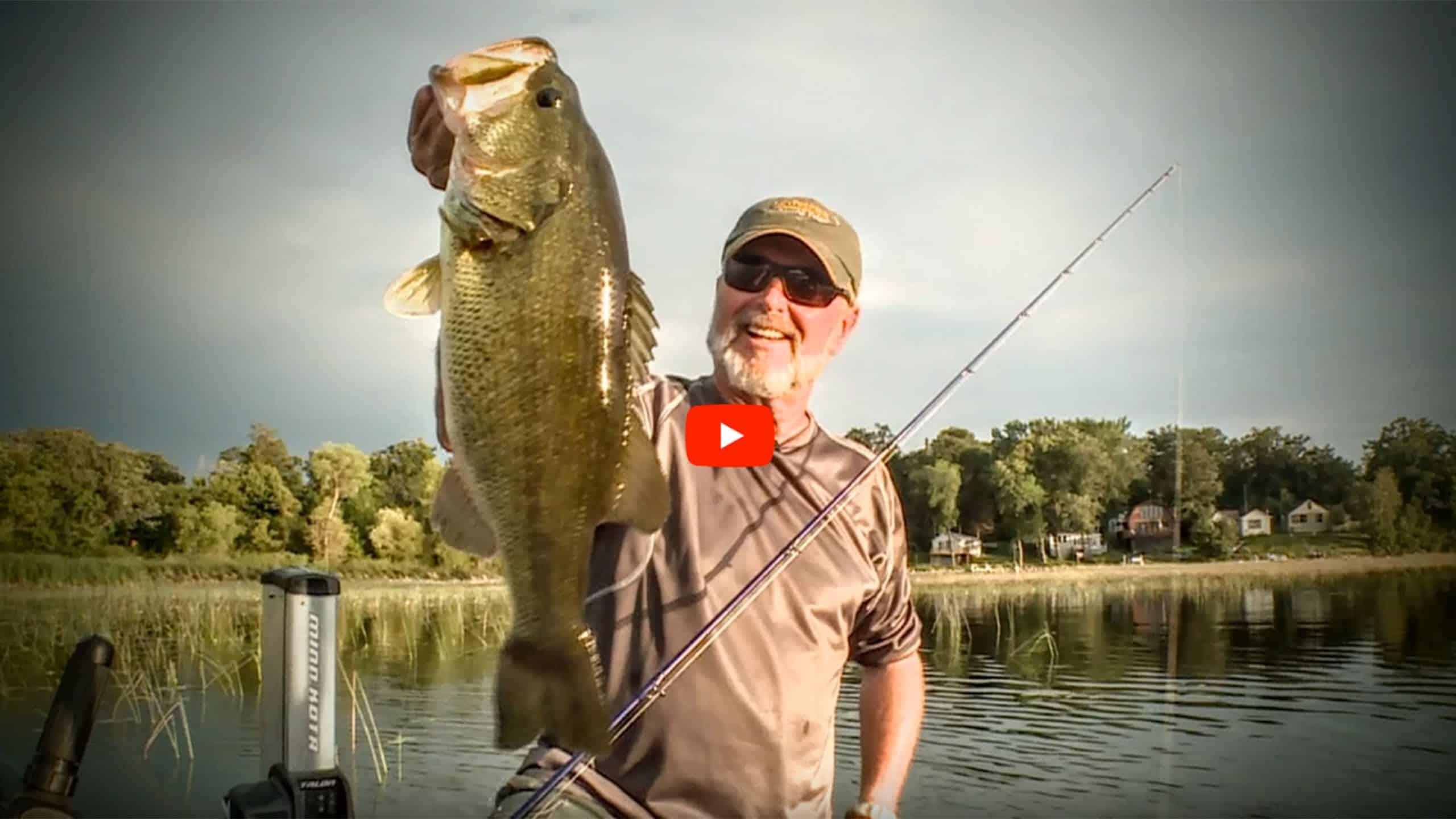 modern bass fishing