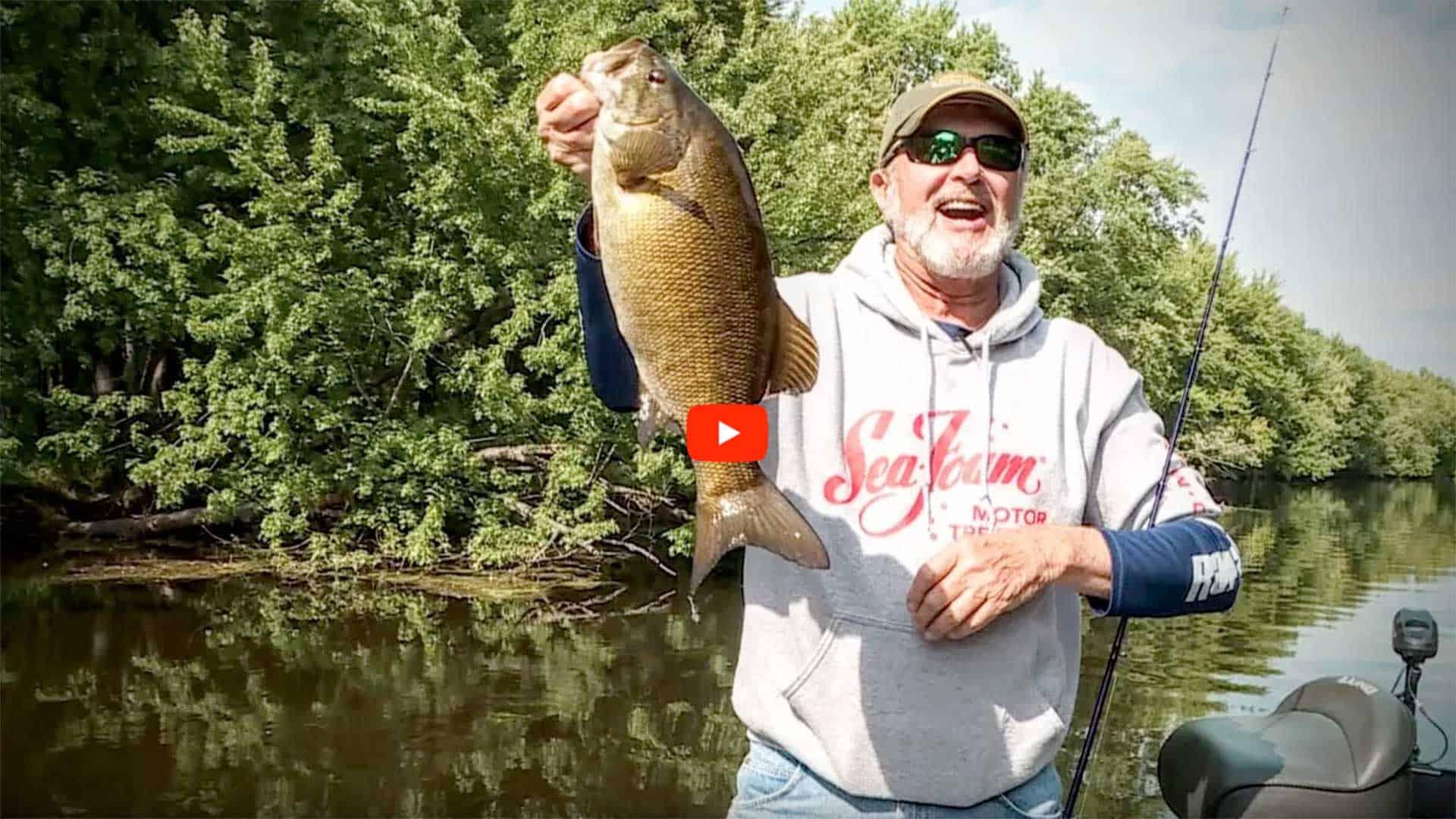 Sloppy Smallmouth Bass