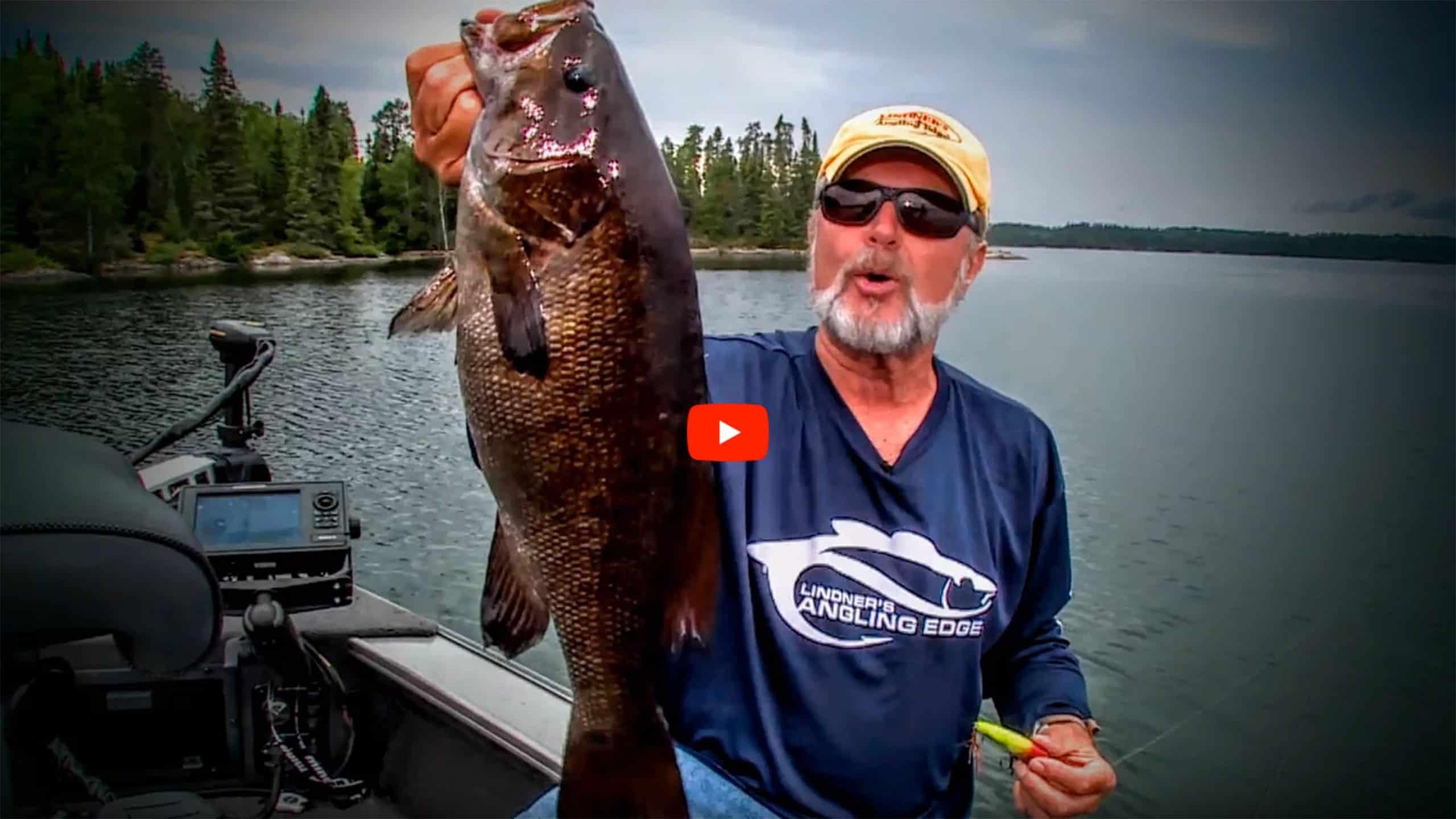 topwater smallmouth bass