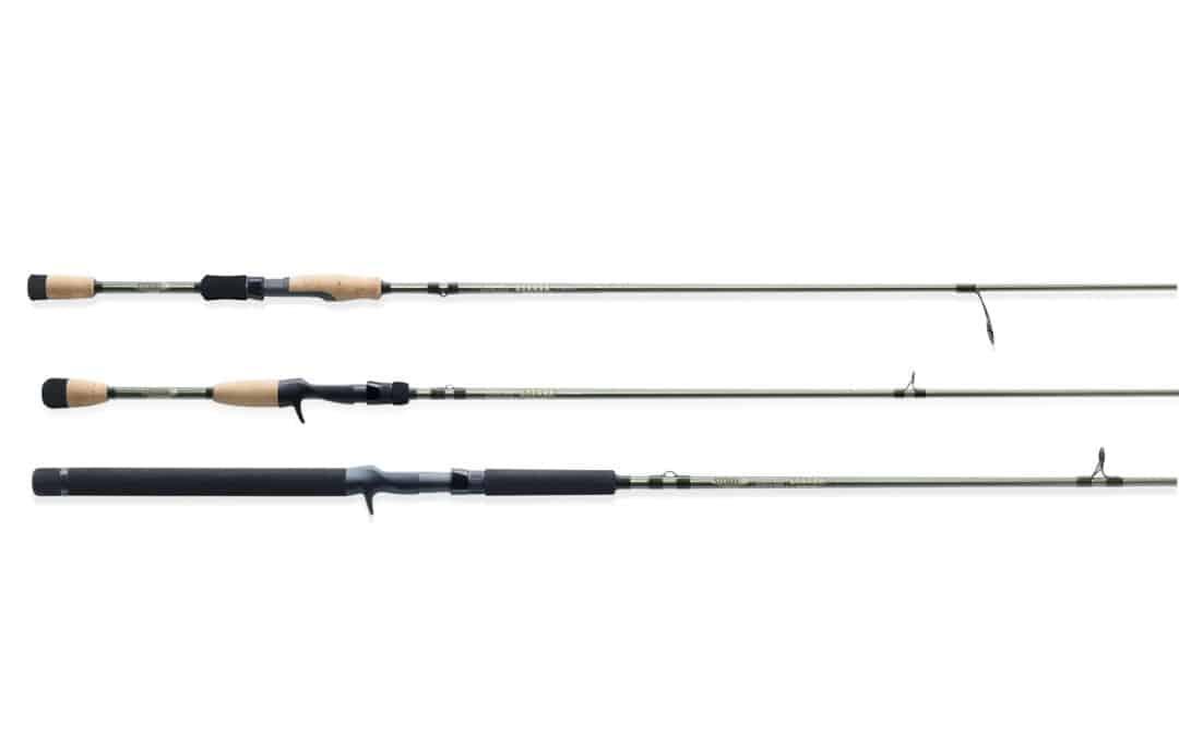St. Croix Eyecon Walleye Spinning Rod