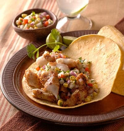 Our Favorite Fish Tacos