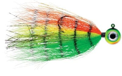 Al Lindner Over-the-Moon  About New VMC Moon Tail Jig
