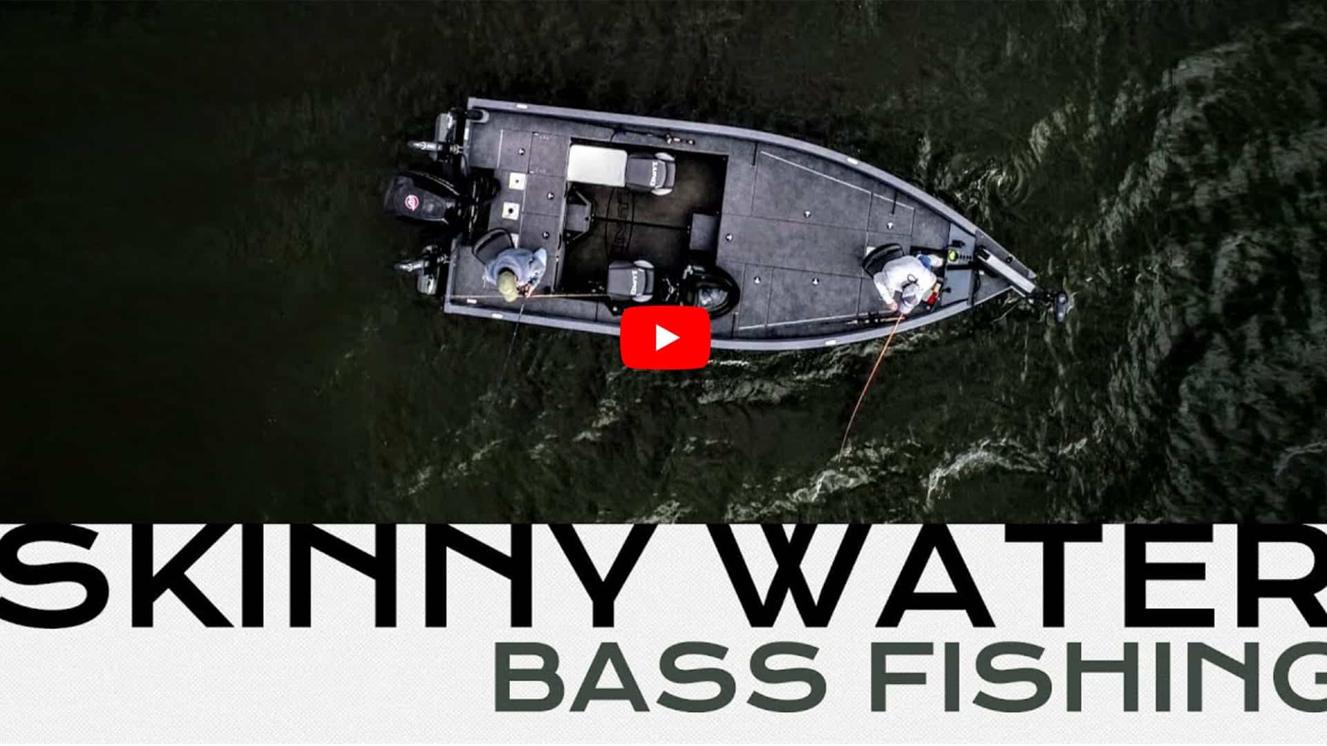 Followin' Largemouth Bass