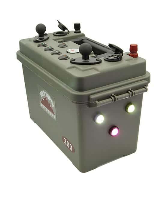 Bold North Power2Go 300 Series Box