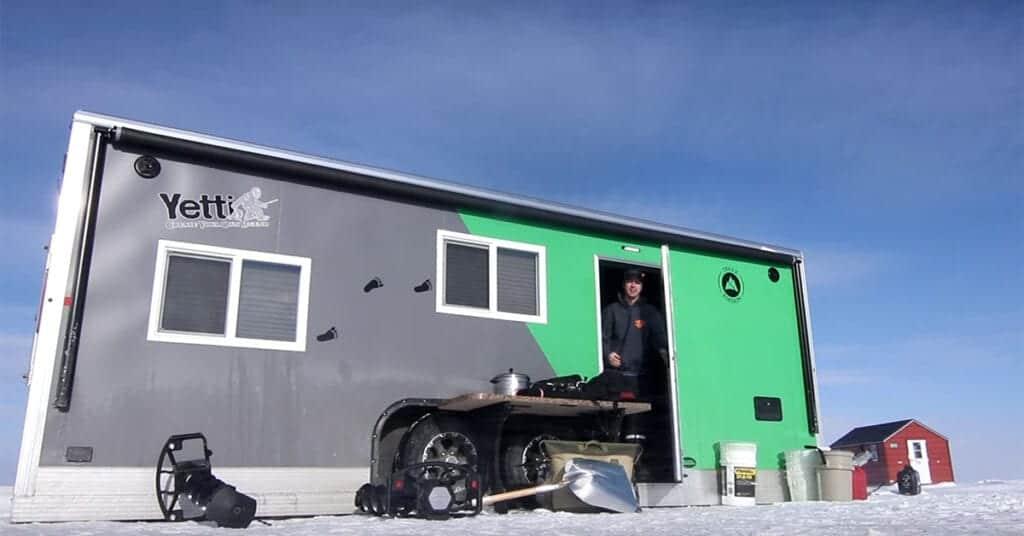 Ice Fishing Breakthroughs