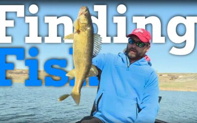 Finding Fish In Prairie Lakes