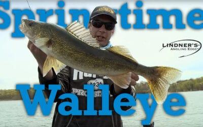 Springtime Walleye