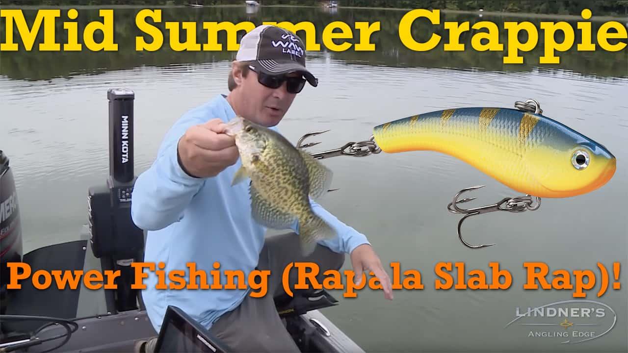 Power Fishing Rapala Slab Rap
