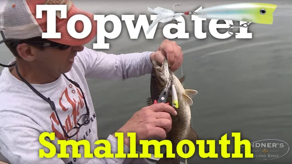 Topwater Smallmouth