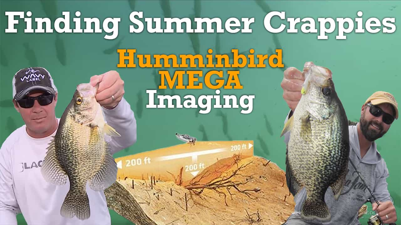 Finding Summer Crappies