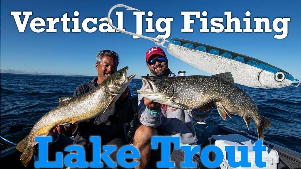 Fishing Lake Trout